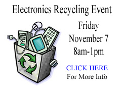 electronics recycle event