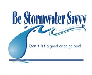 Be Stormwater Savvy